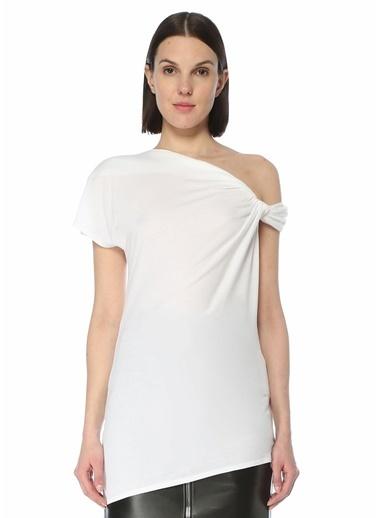 Alexander McQueen Bluz Beyaz